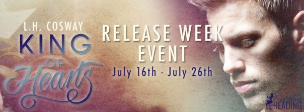 King of Hearts Release Week Event