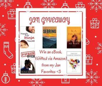 JAN Giveaway