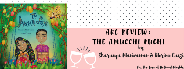 Arc Review The Ammuchi Puchi By Sharanya Manivannan -5586